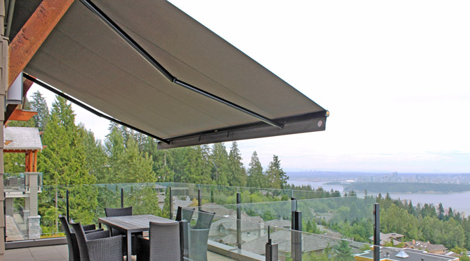 wizard premium retractable awnings